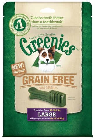 GREENIES Large Grain-Free Dental Chew for Dogs