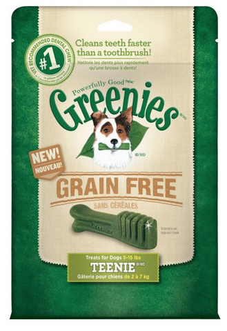 GREENIES Teenie Grain-Free Dental Chew for Dogs