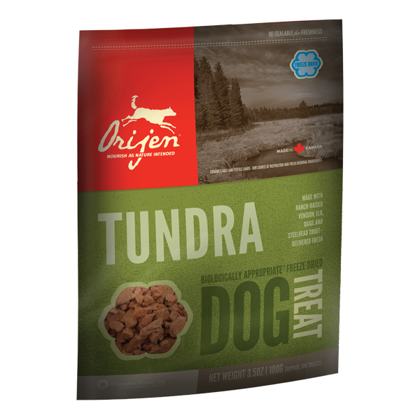 ORIJEN Freezedried Tundra Dog Treat