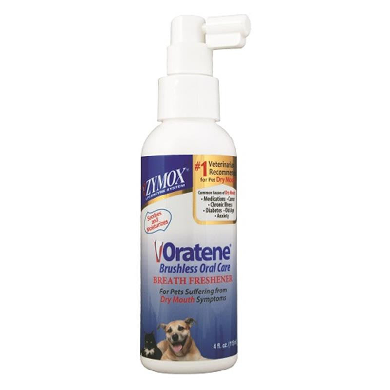 ZYMOX Oratene Oral Therapy Breath Freshener 4 oz