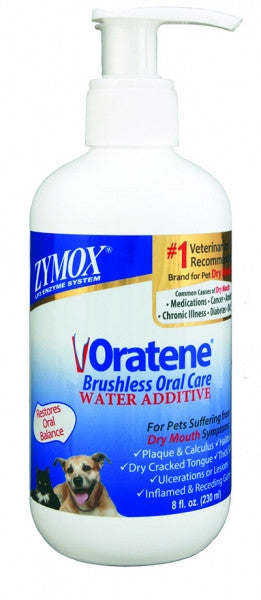 ZYMOX Oratene Oral Therapy Water Additive 8 oz