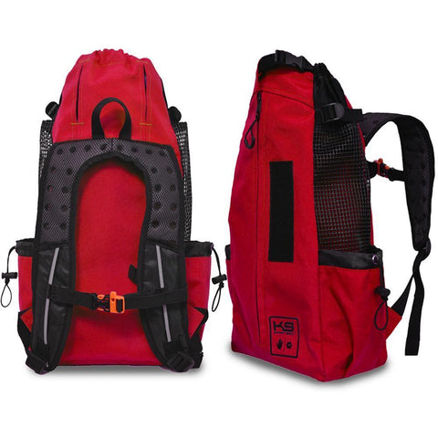 K9 SPORT SACK Air Backpack Carrier - Ruby Red