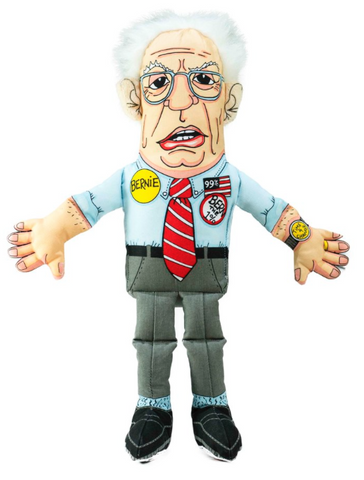 Bernie Dog Toy