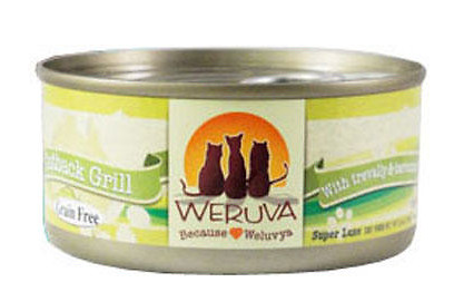 WERUVA Outback Grill Grain-Free Canned Cat Food Case