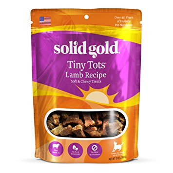 SOLID GOLD Tiny Tots Lamb Jerky