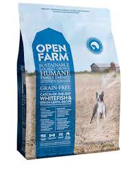 OPEN FARM Catch Of The Day Whitefish & Lentil Dry Dog Food
