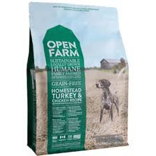 OPEN FARM Homestead Turkey & Chicken Dry Dog Food
