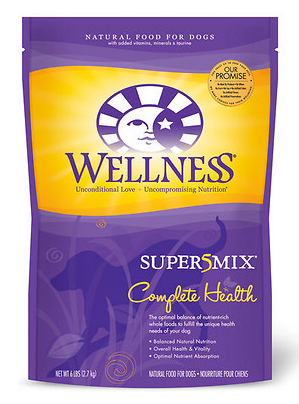 WELLNESS Complete Health Chicken Dry Dog Food