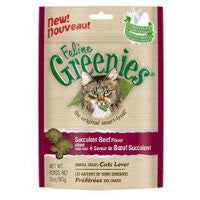 GREENIES Feline Beef Formula Dental Treats