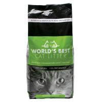 WORLDS BEST Clumping Unscented Cat Litter