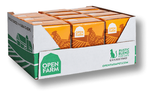 OPEN FARM Cat Stew Harvest Chicken 5.5oz