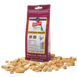 BRAVO! Freezedried Chicken Cat Treat 1.5oz