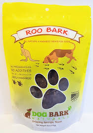 DOG BARK NATURALS Kangaroo Bark 4oz