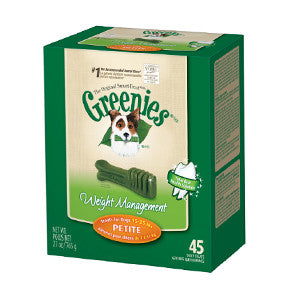 GREENIES Petite Dental Chew for Dogs