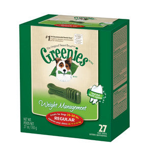 GREENIES Regular Dental Chew for Dogs
