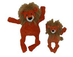 HUGGLEHOUNDS Knottie Lion Toy