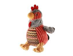 HUGGLEHOUNDS Knottie Rooster Toy
