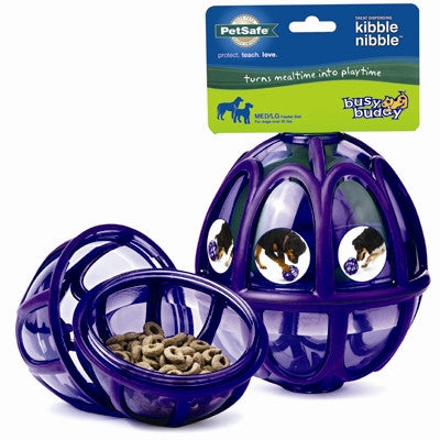 BUSY BUDDY Kibble Nibble Puzzle Toy