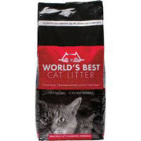 WORLDS BEST Clumping Unscented Multi-Cat Litter