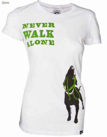 Never Walk Alone Women's Tee