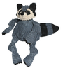 HUGGLEHOUNDS Raccoon Knottie Toy