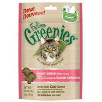 GREENIES Feline Salmon Formula Dental Treats