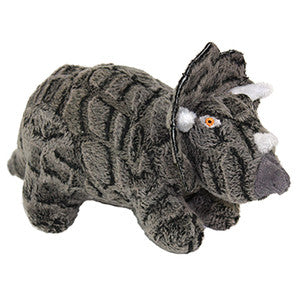 MIGHTY DOG Tristen Triceratops Toy