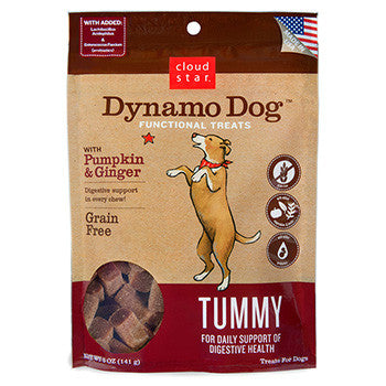 CLOUD STAR Dynamo Dog Tummy Treat