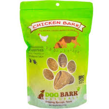 DOG BARK NATURALS Chicken Bark 4oz