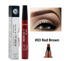 Load image into Gallery viewer, NattyTat - Waterproof Microblading Eyebrow Pen
