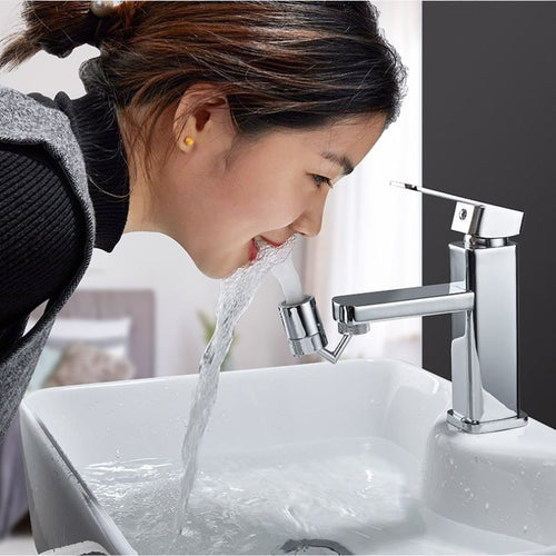 Flacem-Universal Filter Faucet