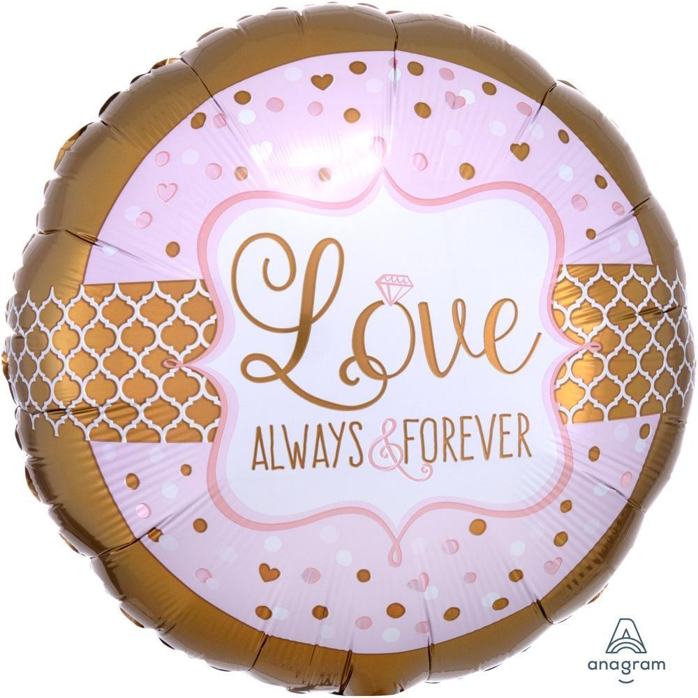 always-&-forever-round-pink-foil-balloon-18in-46cm-33571-1