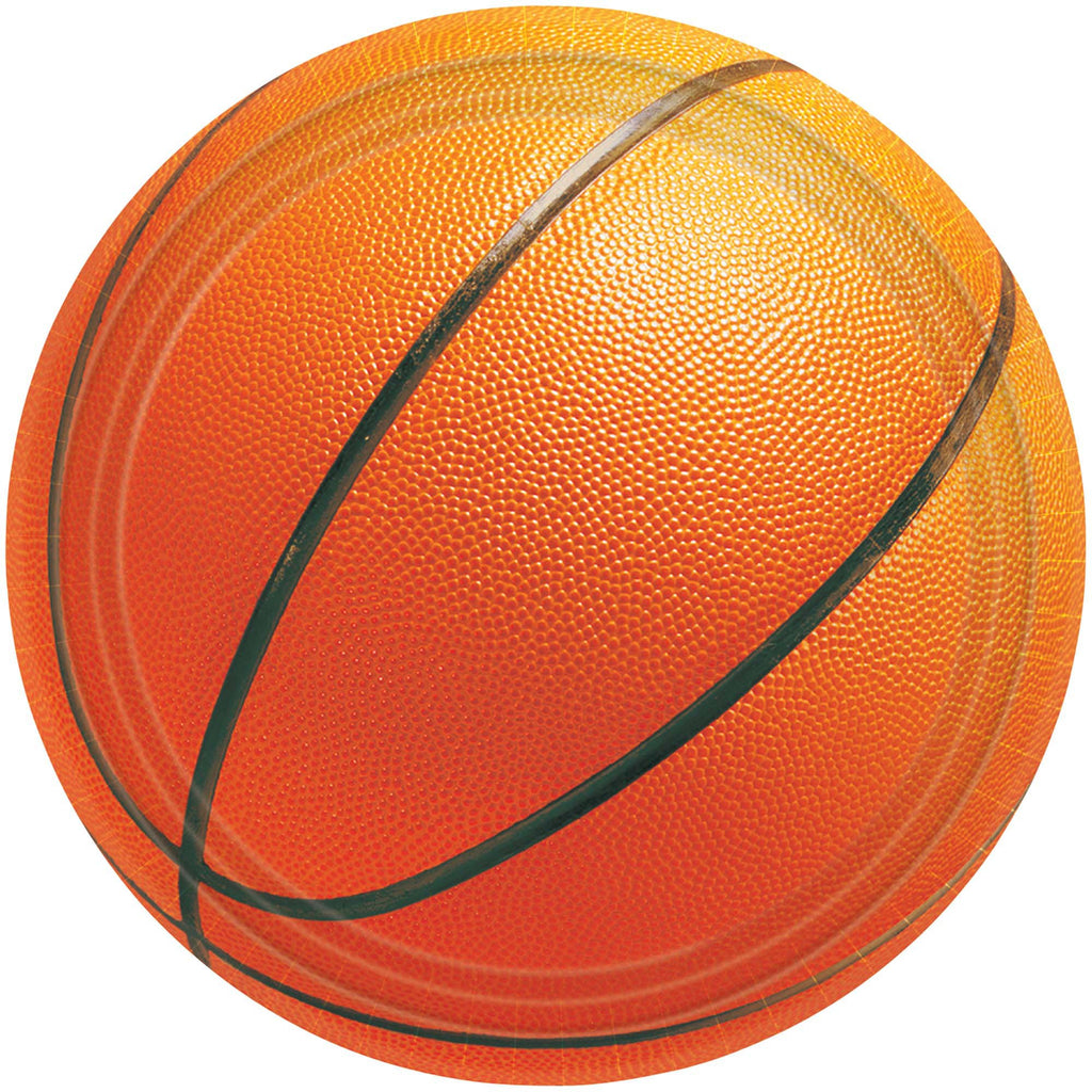 amscan-basketball-fan-round-plate-10.5in-pack-of-8-1