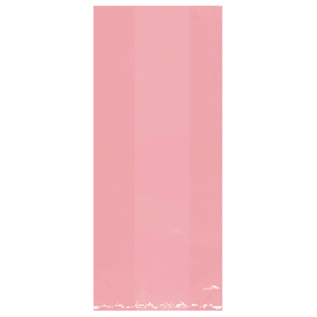 amscan-cello-party-bags-small-new-pink-9.5in-x-4in-x-2in-pack-of-25- (1)