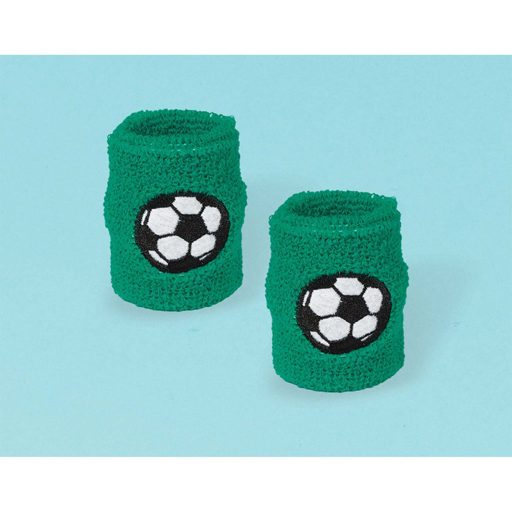 amscan-football-sweat-band-favors -pack-of-2-1