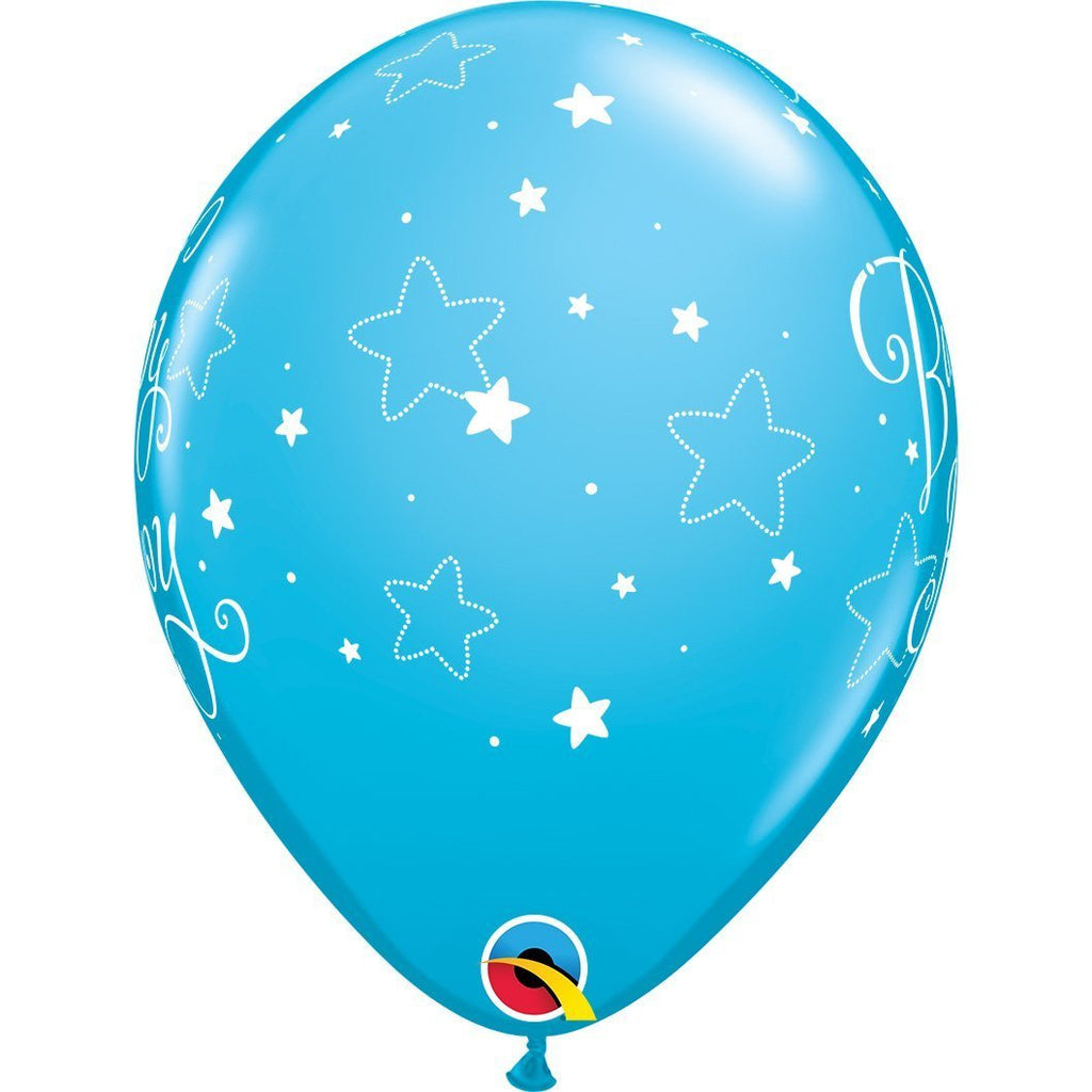 baby-boy-stars-round-printed-latex-balloon-11in-28cm-18282- (2)