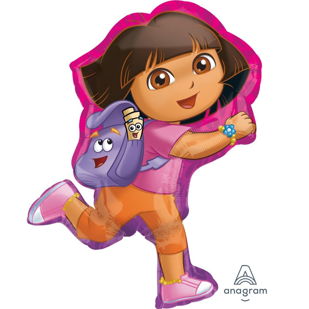 dora-off-exploring-die-cut-foil-balloon-21in-x-32in -54cm-x-82cm-26465-1
