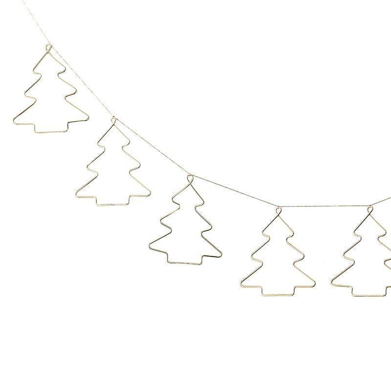ginger-ray-christmas-gold-contemporary-bunting-decoration- (1)