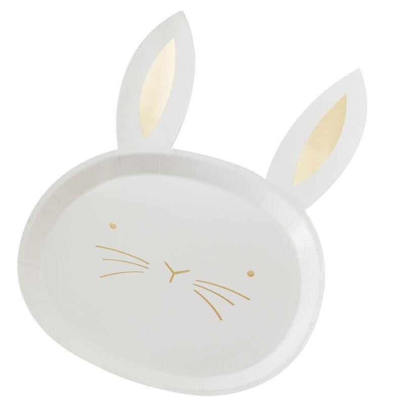 ginger-ray-gold-foiled-easter-bunny-paper-plates-pack-for-8- (1)