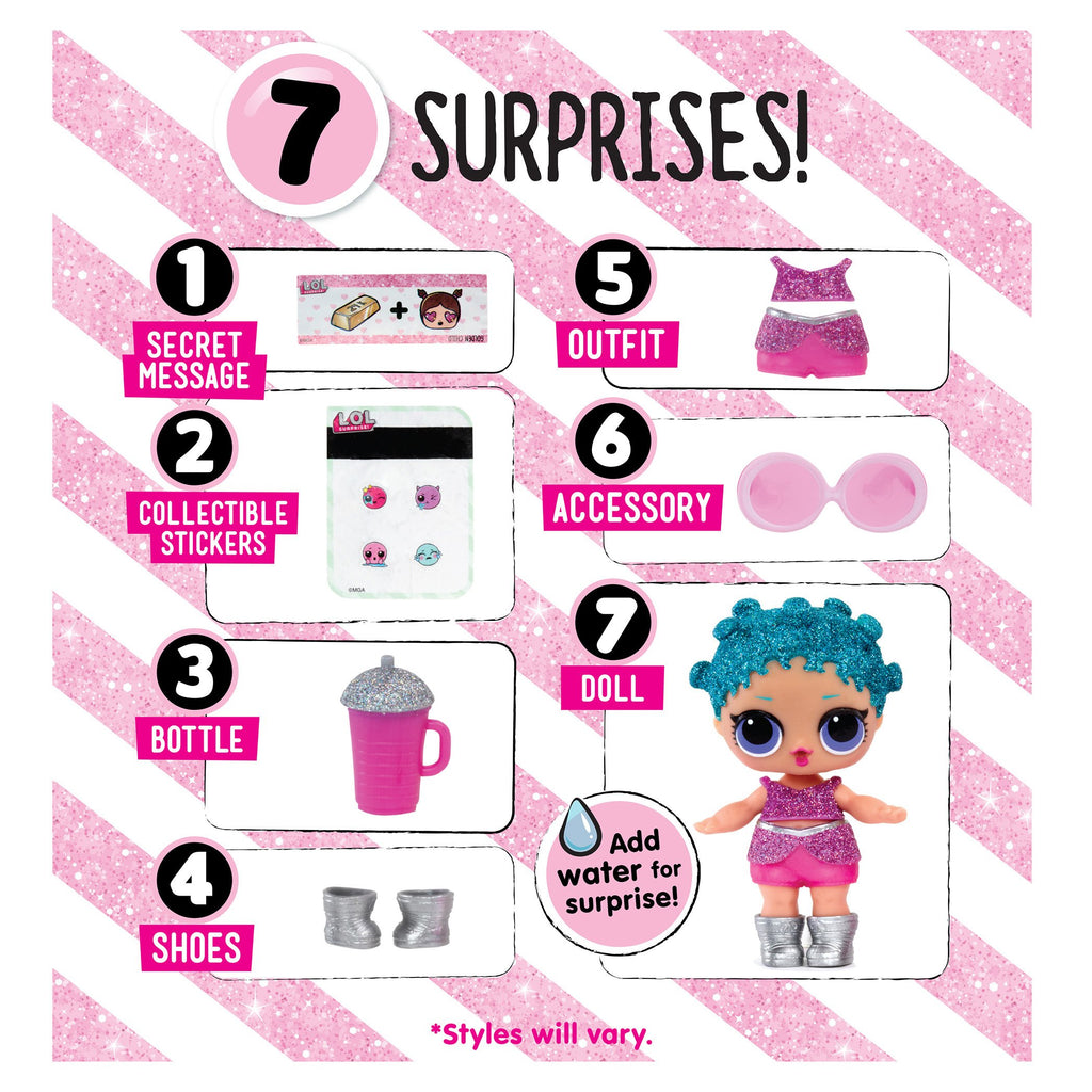 L.O.L. Surprise! Glitter Series Blind Box (1pc)