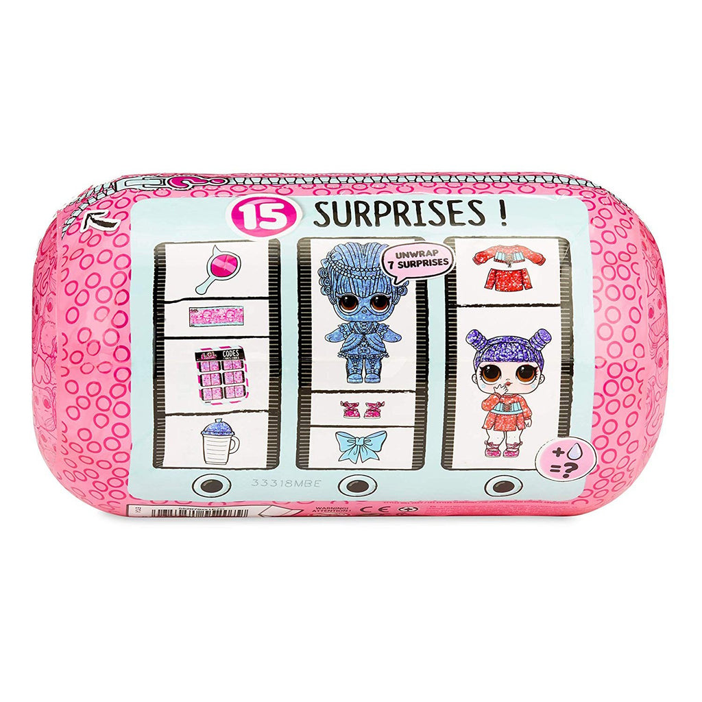 L.O.L. Surprise! Under Wraps Doll Eye Spy Series Blind Box (1pc)