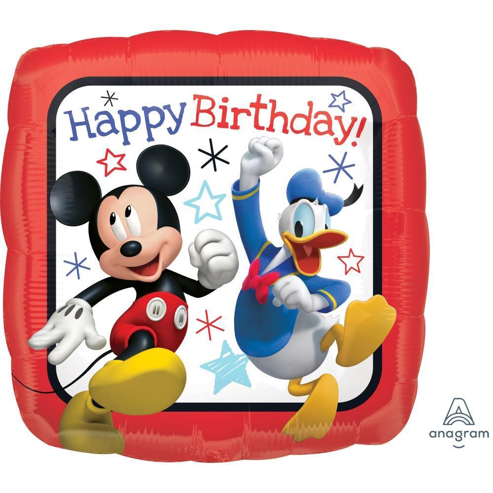 mickey-roadster-square-foil-balloon-18in-46cm-36225-1