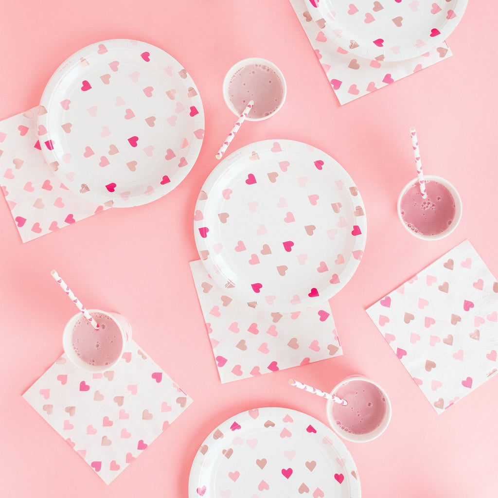 my-little-day-paper-cups-pink-heart-foil-pack-of-8- (3)