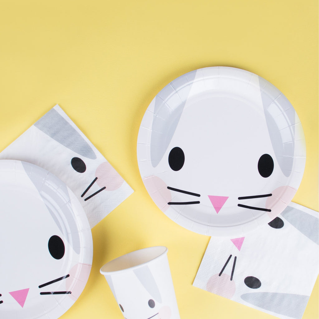 my-little-day-small-paper-plates-7in-19cm-mini-rabbit-pack-of-8- (3)