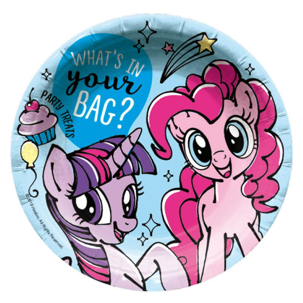my-little-pony-together-paper-dessert-plate-18cm-pack-of-6-1