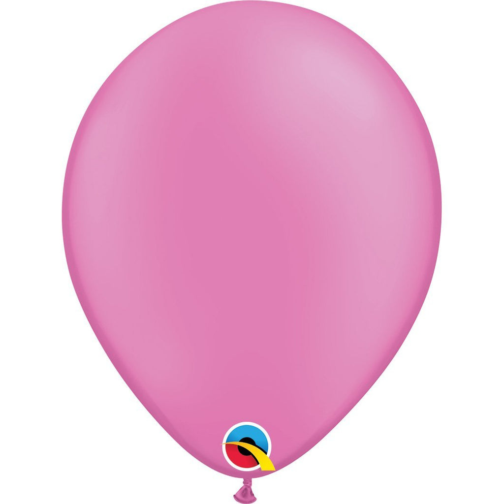 neon-magenta-round-plain-latex-balloon-11-28cm-74589-1