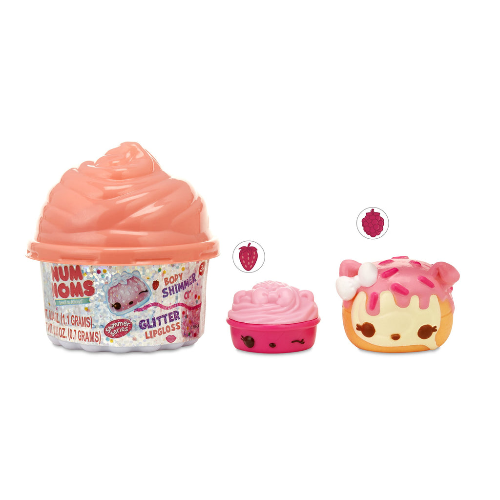 Num Noms Mystery Pack Shimmer Series 1-1 (1pc)
