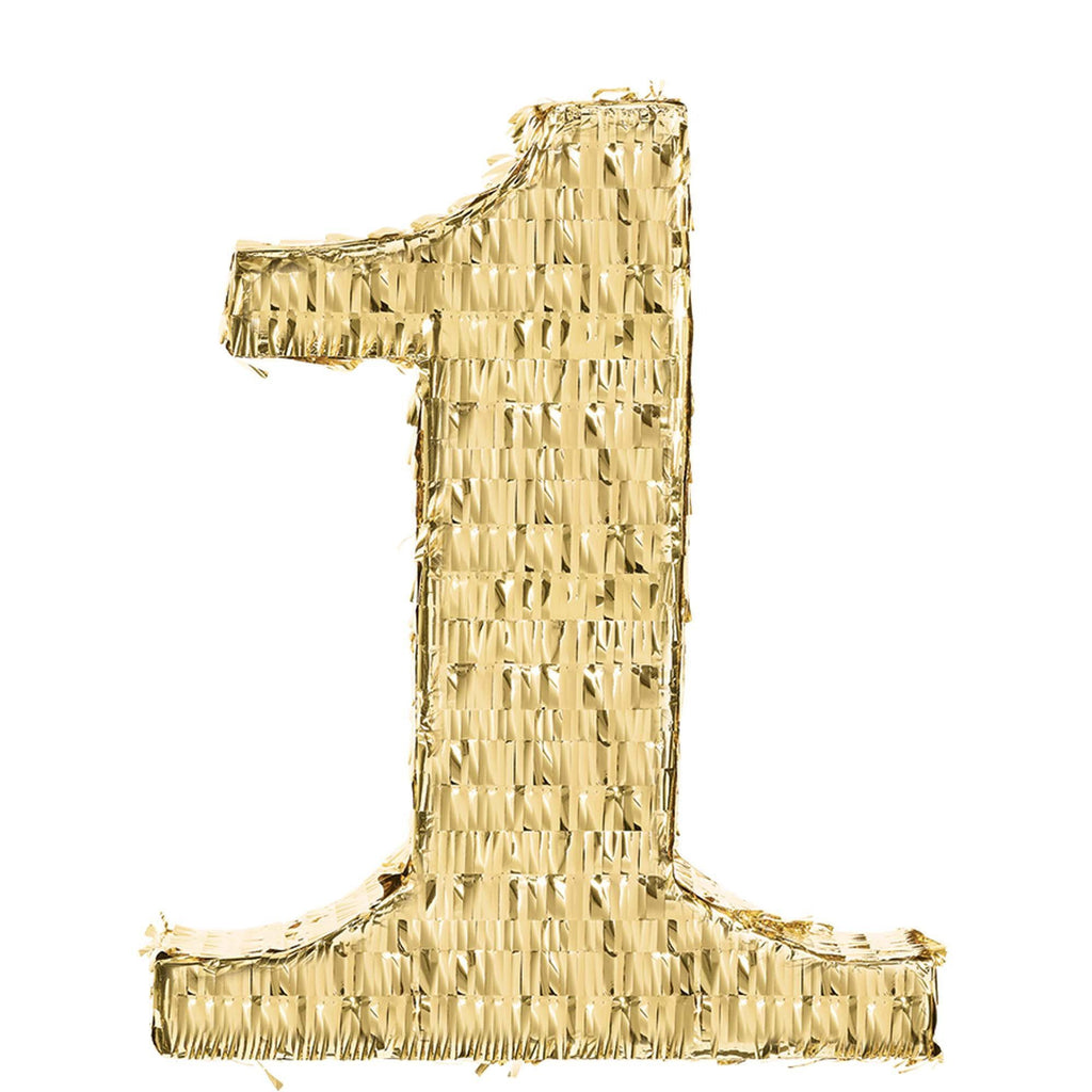 number-1-boho-birthday-deluxe-pinata-gold-22in-x-15in-x-3in-1