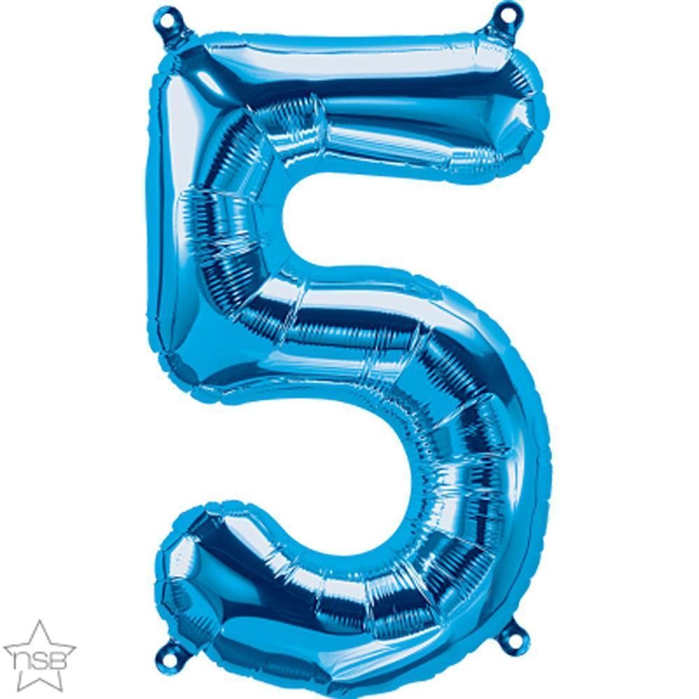 number-5-blue-die-cut-foil-balloon-16in-41cm-59031b(pk)-1