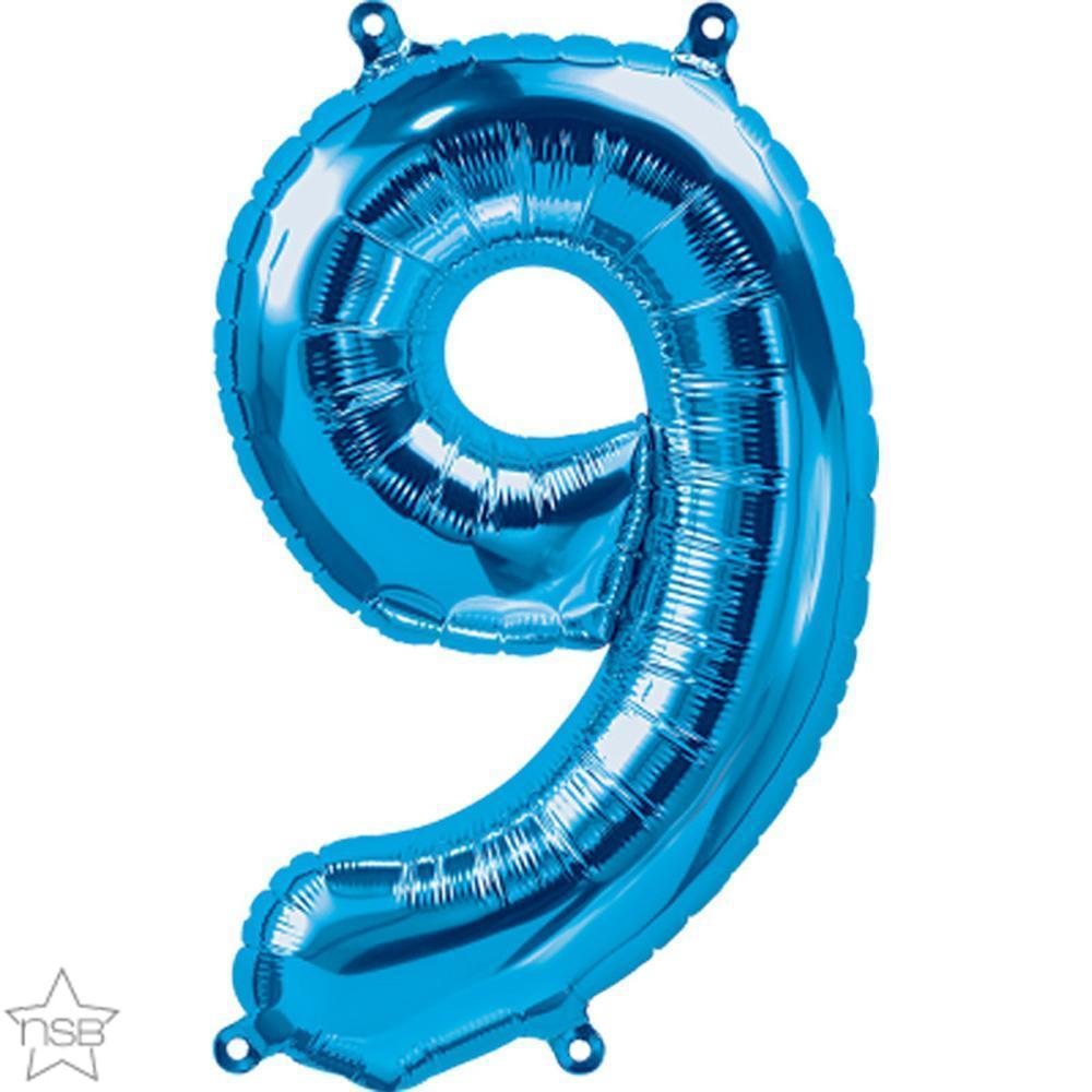 number-9-blue-die-cut-foil-balloon-16in-41cm-59039b(pk)-1